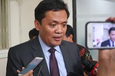 Legislator Gerindra Habiburokhman, Akan Kawal Pelaporan Denny Siregar Sampai Tuntas