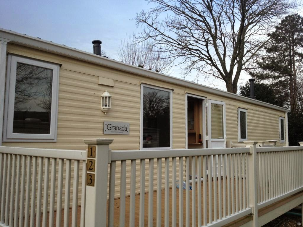 static caravan double glazing in Clacton and Essex