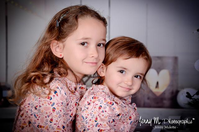 shooting entre soeurs, séance portrait studio vendée 85