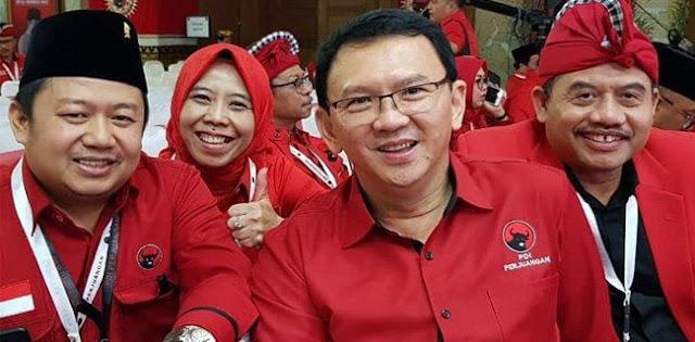 PKS: Bisa Saja Ahok Keluar Dari PDIP, Tapi Bukan Contoh Yang Baik