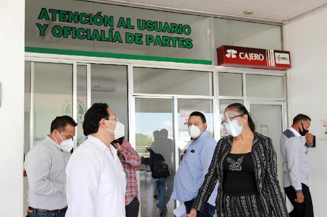Juan Manuel León León rinde protesta ante diputados y toma posesión como Fiscal General del Estado