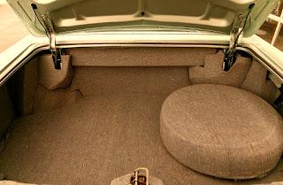 1966 Cadillac Eldorado Cabriolet Green Baggage