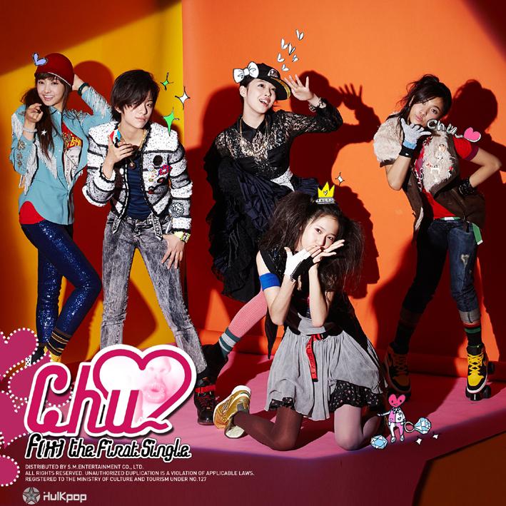 [Single] f(x) – Chu~♡ (FLAC + ITUNES PLUS AAC M4A)