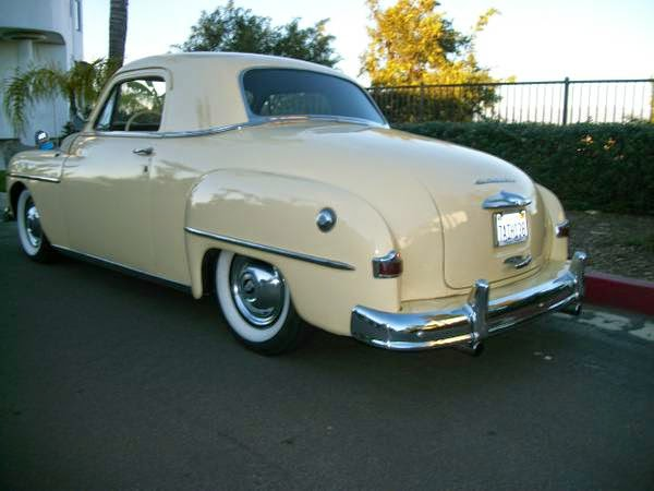 6 Door Truck For Sale Craigslist >> Great Running, 1950 Plymouth Business Coupe   Auto Restorationice