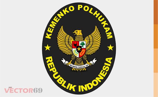 Logo Kemenko Polhukam (Kementerian Koordinator Politik, Hukum dan Keamanan) Indonesia - Download Vector File AI (Adobe Illustrator)