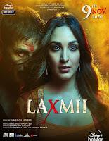 Laxmii 2020 Hindi 1080p HQ HDRip