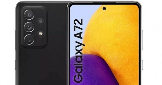 ألوان Galaxy A72 : أفضل ألوان سامسونج جالكسي ايه 72_4 جي