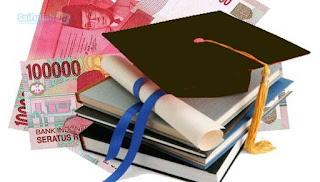 Membayar SPP Kuliah