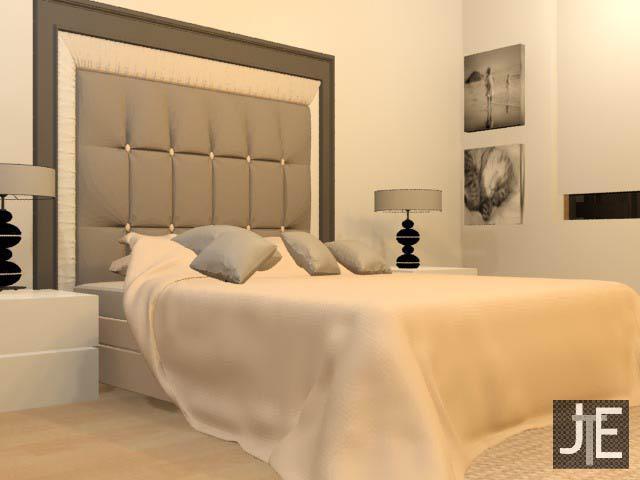 Arquitecta de interiores en peru johana tresierra for Interiores de habitaciones