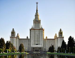 Η ιστορία των ουρανοξυστών της Μόσχας