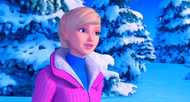 Kumpulan Foto Barbie - A Perfect Christmas - Fakta Barbie - A Perfect Christmas dan Video Barbie - A Perfect Christmas