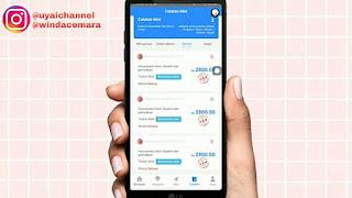 cara mendapatkan uang dari internet melalui android
