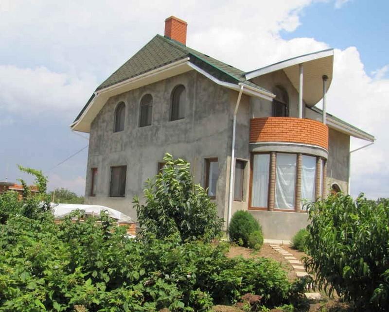 Строительство дома в Севастополе из ракушечника