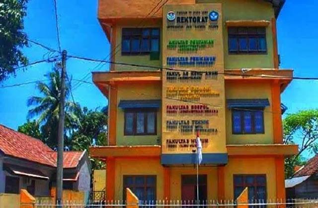 Daftar Perguruan Tinggi Swasta di Provinsi Sulawesi Selatan