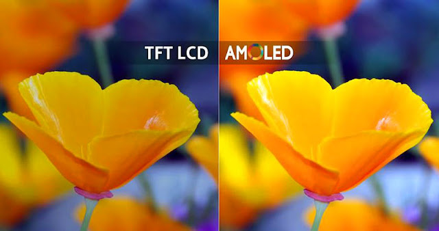 layar super amoled samsung vs ips vs tft