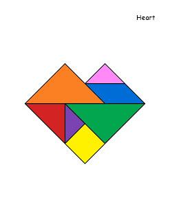 tangram para imprimir y recortar