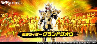 S.H. Figuarts Kamen Rider Grand Zi-O