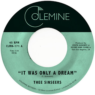 "Thee Sinseers ""It Was Only A Dream"""