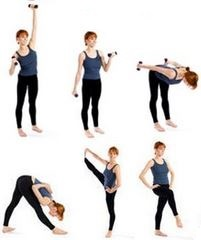 weight loss exercise at home