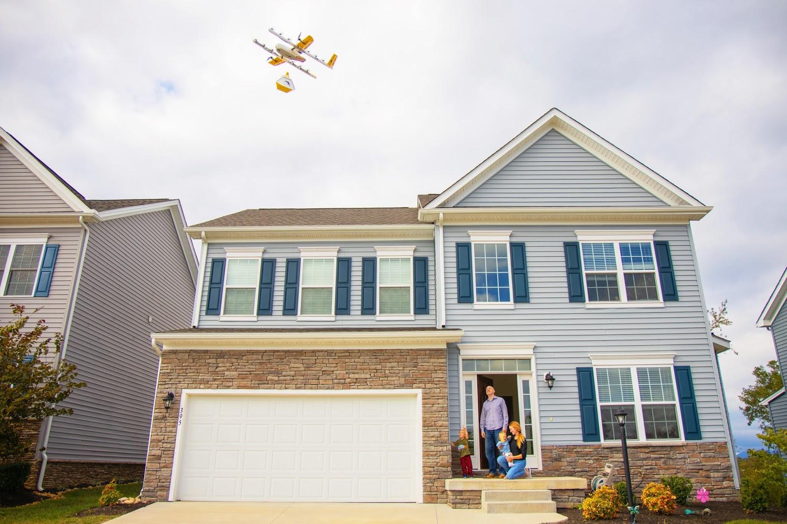 Drone-Google-consegne-domicilio
