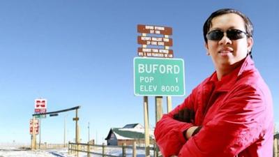 kota buford kota paling sepi di dunia