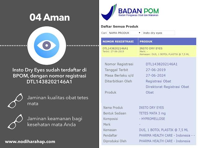 Insto Dry Eyes Aman