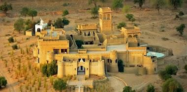 Trip to Mihir Garh in Rajasthan