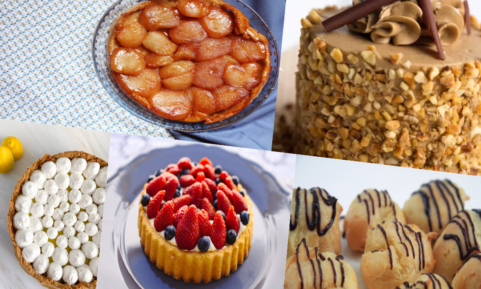10 classics of French pastry - Part 2
