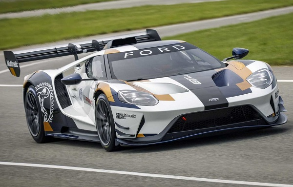 Nuevo Ford GT MkII 2020