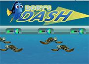 Buscando a Dory: Dorys Dash juego
