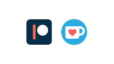 Patreon or ko-fi
