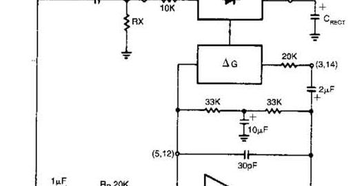 Various diagram: Automatic Level Control Circuit