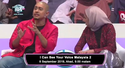 Tetamu Undangan I Can See Your Voice 2019 Minggu 12