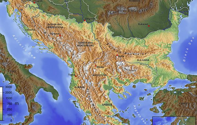 Πρώην επικεφαλής της CIA: Έρχονται αστραπιαίες αλλαγές συνόρων στα Βαλκάνια