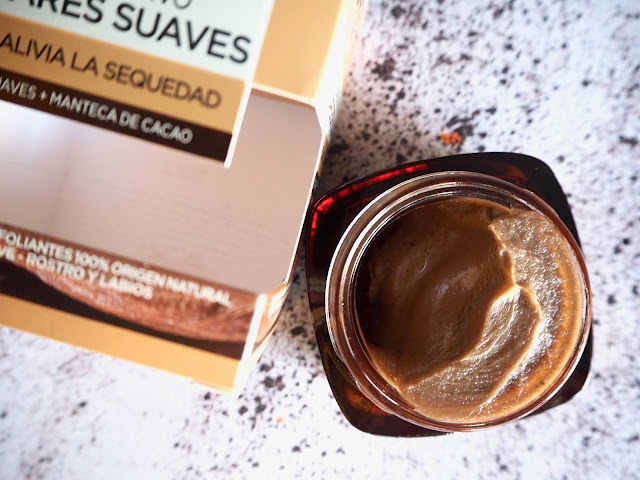PHOTO-azucares-suaves-loreal-paris-exfoliantes-nutritivo-manteca-cacao