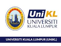 Jawatan Kosong Terkini Universiti Kuala Lumpur (UniKL) | Tarikh Tutup: 08 Disember 2019
