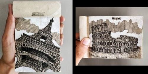 00-Architectural-Sketches-Sukshith-Shetty-www-designstack-co