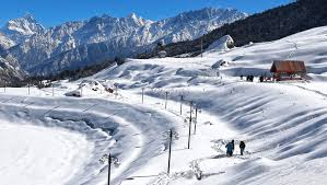 Best Uttarakhand Holiday - Auli Tour packages from delhi