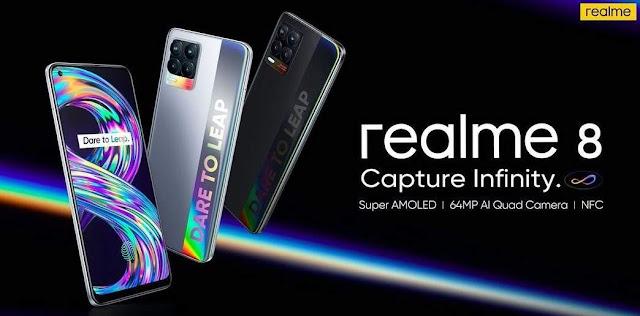 Realme 8 Indonesia