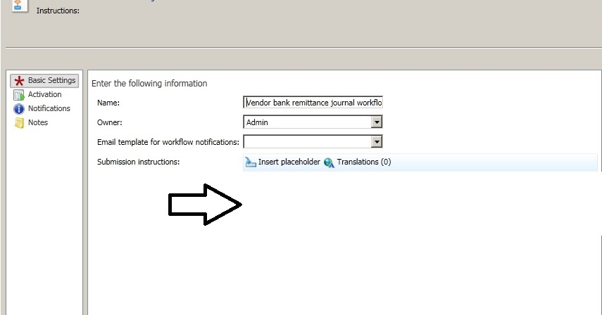 Microsoft Dynamics Consulting: Unable to add placeholder