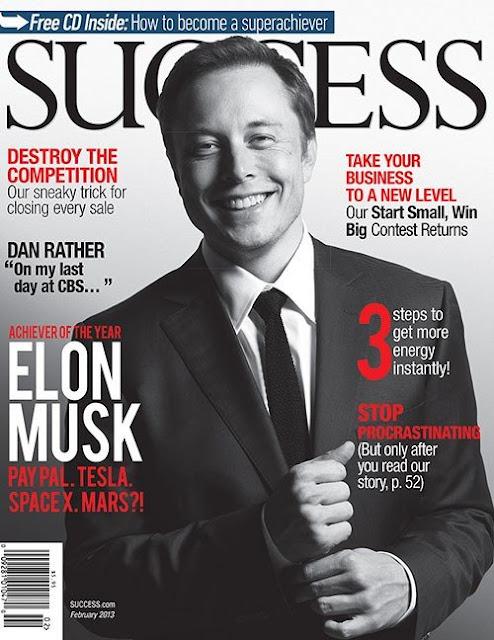 ELON MUSK PAYPAL Tesla SPACE X MARS