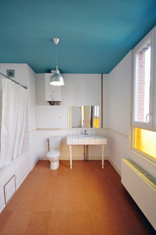 un due tre ilaria trend painted ceiling. Black Bedroom Furniture Sets. Home Design Ideas