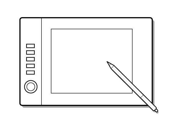 Tablet gambar