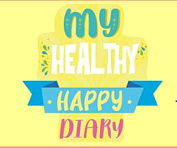 My Healthy Happy Diary