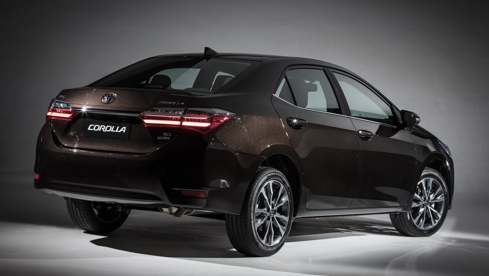 Video toyota corolla restyling