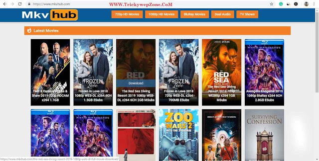hd movies download Websites