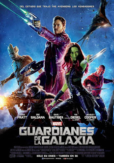 Guardianes Galaxia marvel gunn