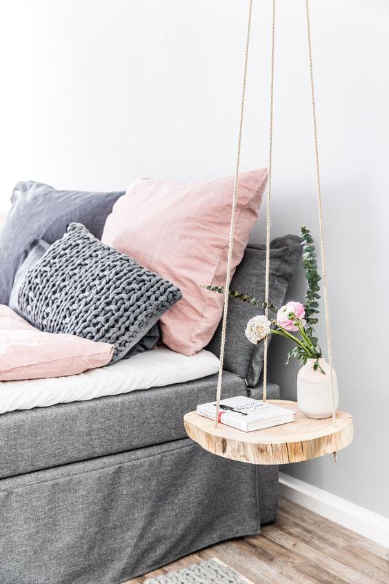 Super Binnenkant : Mooie hangende dingen in de slaapkamer! OJ-11
