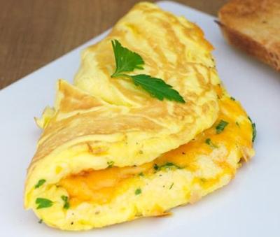 Ketahui Cara Membuat Omelet Prancis Berikut Ini!