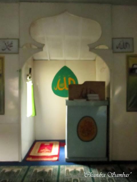 Masjid Lama Kabanjahe